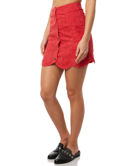 RED WOMENS CLOTHING THE FIFTH LABEL SKIRTS - 40180328RED