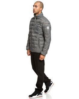 PEWTER MENS CLOTHING DC SHOES JACKETS - EDYJK03172-KPF0