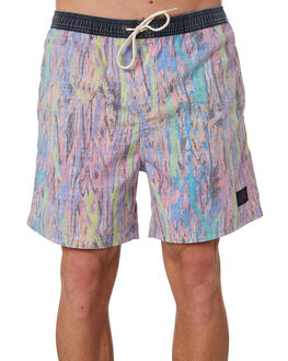 WRASSE BLUE MENS CLOTHING RUSTY BOARDSHORTS - BSM1256WRB