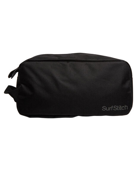 BLACK MENS ACCESSORIES SURFSTITCH BAGS - S51741859BLK