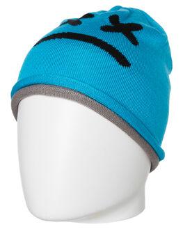 MAUI BLUE KIDS BOYS RUSTY HEADWEAR - HBR0142MBU