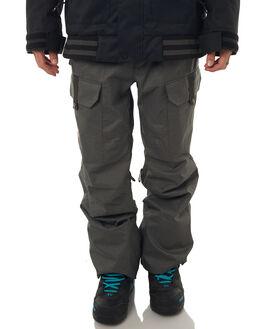 DARK SHADOW SNOW OUTERWEAR DC SHOES PANTS - EDYTP03026KRP0