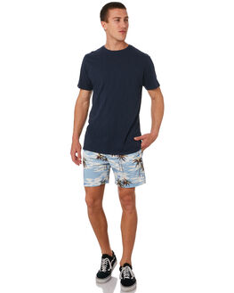 BLUE MENS CLOTHING SWELL BOARDSHORTS - S5182234BLUE