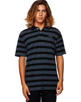 BLACK MENS CLOTHING BILLABONG SHIRTS - BB-9592143-BLK