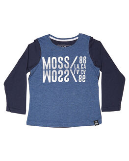 IMPERIAL MARLE KIDS TODDLER BOYS MOSSIMO TEES - 3M75ARIMP