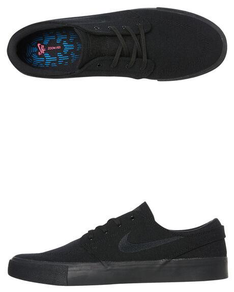BLACK BLACK WOMENS FOOTWEAR NIKE SNEAKERS - SSAR7718-004W