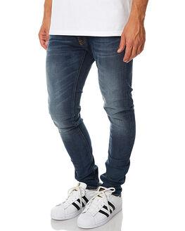 TENDER WORN MENS CLOTHING NUDIE JEANS CO JEANS - 112399TENDW