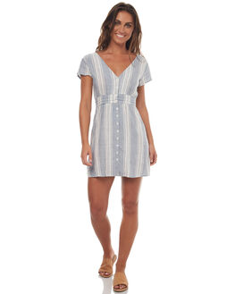 NAVY WOMENS CLOTHING THE HIDDEN WAY DRESSES - H8171443NAVY
