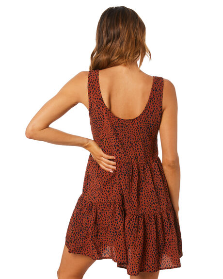PRINT WOMENS CLOTHING ALL ABOUT EVE DRESSES - 6466052PRINT