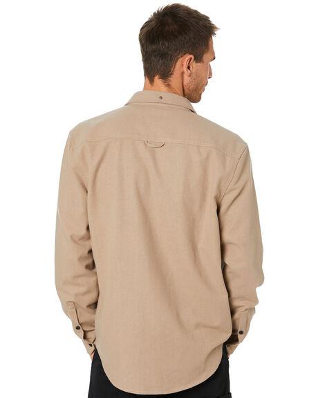 BEIGE MENS CLOTHING RPM JACKETS - 20WM08A2BEIGE