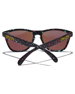 SPLATTER BLACK PRIZM MENS ACCESSORIES OAKLEY SUNGLASSES - 0OO9013-E755