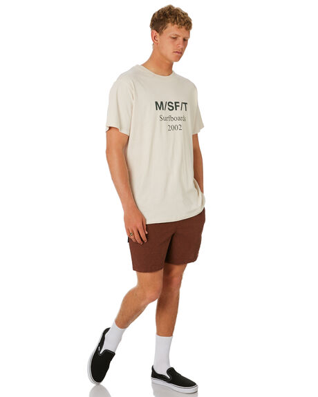 RUST MENS CLOTHING MISFIT SHORTS - MT092609RUST