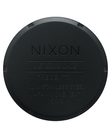 ALL BLK ROSE GLD MENS ACCESSORIES NIXON WATCHES - A3562051