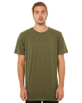 OLIVE MARLE MENS CLOTHING SWELL TEES - S5164002OLVMA