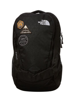 BLACK PATCH MENS ACCESSORIES THE NORTH FACE BAGS - NF00CHJ0YQK
