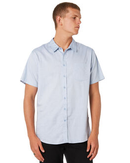 BLUE MENS CLOTHING SWELL SHIRTS - S5193169BLUE