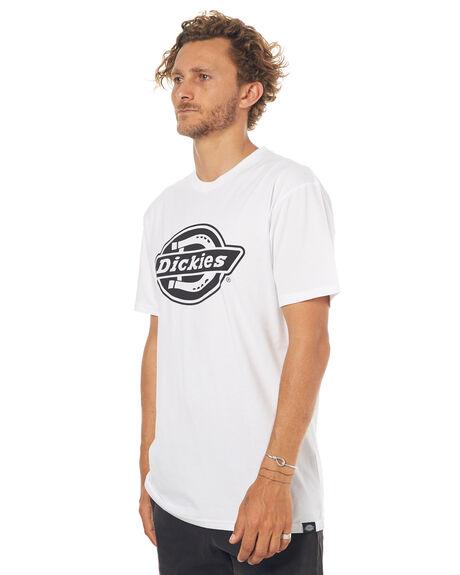 WHITE MENS CLOTHING DICKIES TEES - K4170122WH