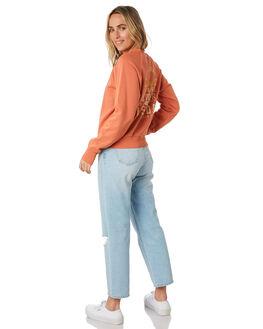 HENNA WOMENS CLOTHING O'NEILL JUMPERS - FA9410005HEN
