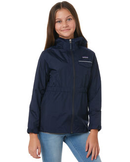CLASSIC NAVY KIDS GIRLS PATAGONIA JUMPERS + JACKETS - 64326CNY
