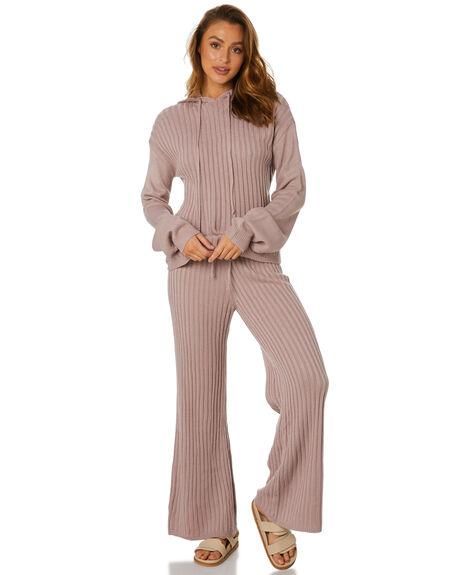 MAUVE WOMENS CLOTHING SNDYS KNITS + CARDIGANS - SET124MVE