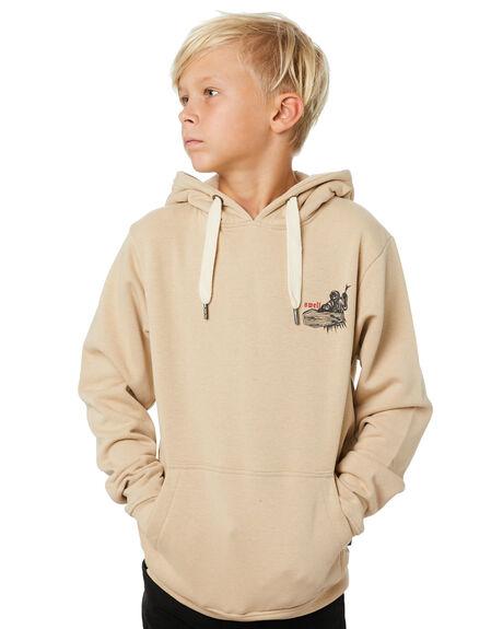 SESAME KIDS BOYS SWELL JUMPERS + JACKETS - S3203441SESME