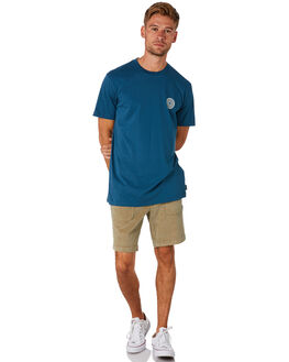 DARK ROYAL MENS CLOTHING BILLABONG TEES - 9595011DKRYL