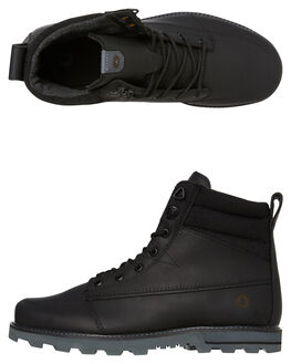 BLACKOUT MENS FOOTWEAR VOLCOM BOOTS - V4011515BKO