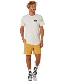 DIRTY WHITE MENS CLOTHING THE CRITICAL SLIDE SOCIETY TEES - TE18156DRTWH