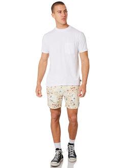 COBALT PHANTOM WHITE MENS CLOTHING THE CRITICAL SLIDE SOCIETY TEES - TE18133MULTI