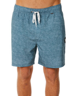 CELESTIAL TEAL MENS CLOTHING HURLEY BOARDSHORTS - AJ2056403