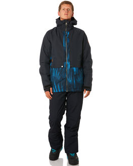BLACK BOARDSPORTS SNOW QUIKSILVER MENS - EQYTP03088KVJ0