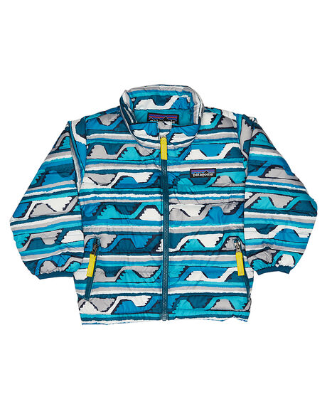Patagonia Baby Down Sweater Delta Deep Sea Blue Surfstitch