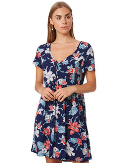 ISLAND TROPICAL WOMENS CLOTHING SWELL DRESSES - S8188444ISLA