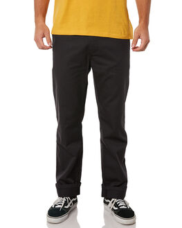 BLACK MENS CLOTHING RHYTHM PANTS - JUL18M-PA03BLK