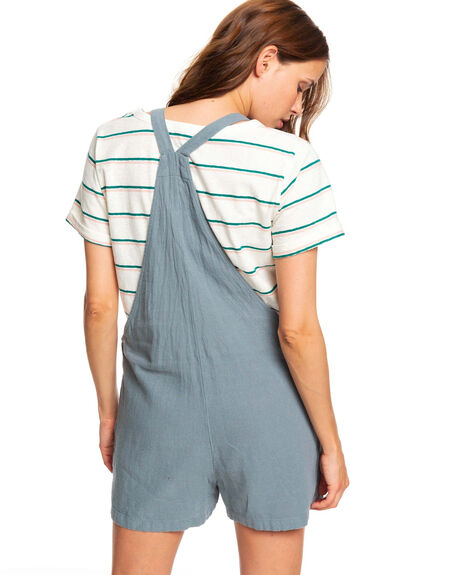 TROOPER WOMENS CLOTHING ROXY PLAYSUITS + OVERALLS - ERJWD03406-BLN0