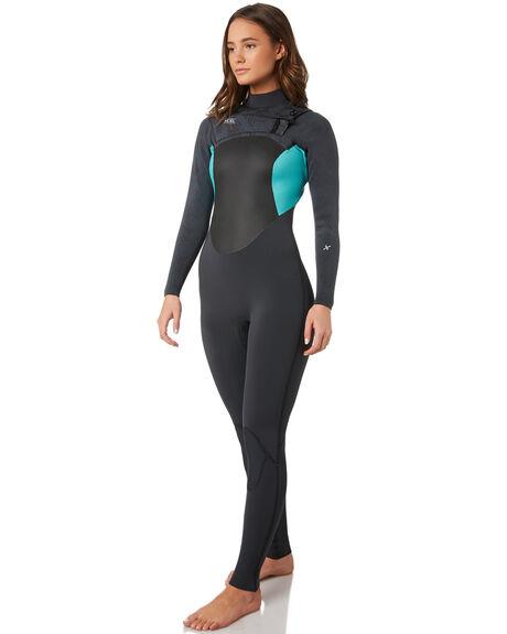 GRAPHITE PISTACHIO BOARDSPORTS SURF XCEL WOMENS - WT32Z2S8GPM