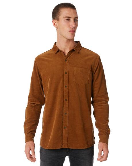 CLAY MENS CLOTHING BANKS SHIRTS - WLS0063CLY