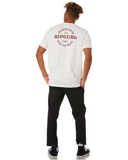 BONE MENS CLOTHING RIP CURL TEES - CTEJS93021