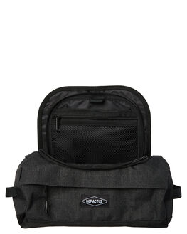 BLACK MENS ACCESSORIES DEPACTUS BAGS + BACKPACKS - D51841552BLACK