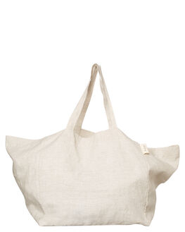 NATURAL WOMENS ACCESSORIES THE BEACH PEOPLE BAGS - BG-L08-02-ONAT