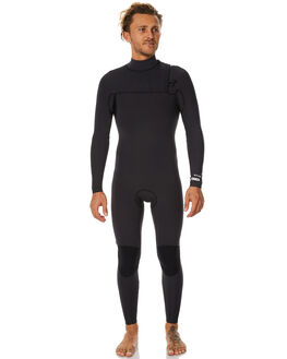 BLACK SURF WETSUITS NCHE WETSUITS STEAMERS - 1GND-01-MEHBLK