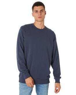 PETROL BLUE MENS CLOTHING AS COLOUR JUMPERS - 5121PTBLU