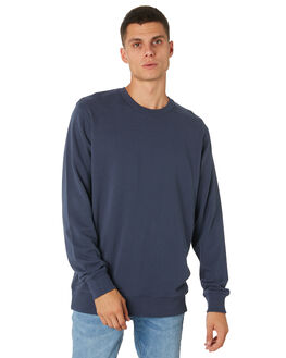 PETROL BLUE MENS CLOTHING AS COLOUR JUMPERS - 5121PTBLU