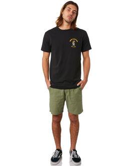CLOVER MENS CLOTHING DEUS EX MACHINA SHORTS - DMS83644CLOV