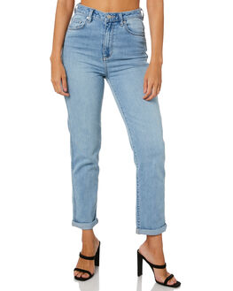 BLUE SANDS WOMENS CLOTHING RIDERS BY LEE JEANS - R-551559-KF5