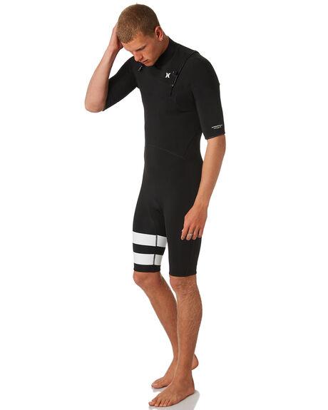 BLACK BOARDSPORTS SURF HURLEY MENS - 890922010
