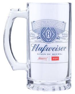 CLEAR MENS ACCESSORIES HUF DRINKWARE - AC00239CLR