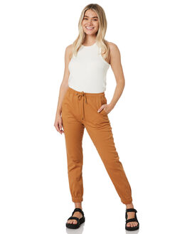 CAMEL WOMENS CLOTHING RUSTY PANTS - PAL1160CAM