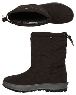 BLACK WOMENS FOOTWEAR BOGS FOOTWEAR BOOTS - 972238001