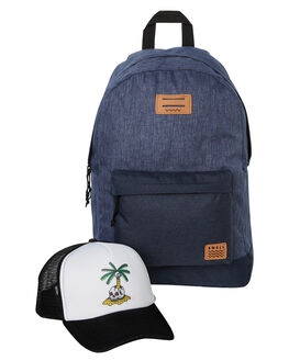 Kids Boys Cap and Backpack
